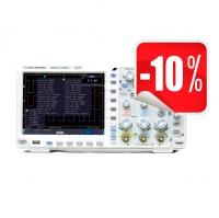 Двухканальные цифровые осциллографы серии ADS-6000 со скидкой 10%