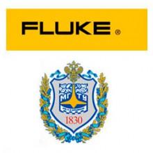Купите тепловизор Fluke и  получите бесплатное обучение в МГТУ им. Баумана по тепловому контролю в подарок!