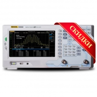 Акция на анализаторы спектра RIGOL