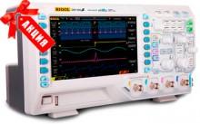 Специальное предложение на осциллографы Rigol DS/MSO1000Z