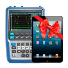 Купите портативный осциллограф RTH - и получите Ipad mini в подарок