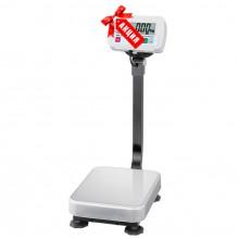 Акция на платформенные весы A&D