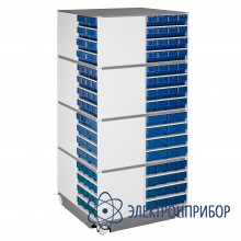 Модульная поворотная стойка для хранения компонентов СП-01