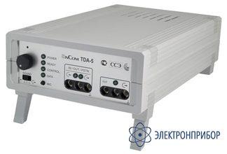 Анализатор телефонных каналов (стационарное исполнение) AnCom TDA 5 /33100