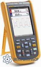 Промышленный портативный осциллограф  (20 мгц) Fluke 123B/S (с футляром)