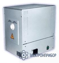 Электропечь SNOL 0.2/1250 с интерфейсным терморегулятором