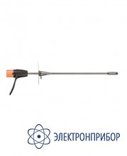 Трубка зонда с предварительным фильтром, 335 мм, фиксирующим конусом, d 8 мм, tмакс 1000 °c 0554 8766