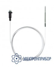 Проникающий зонд ntc с ленточным кабелем длиной 2 м, ip 54 0572 1001