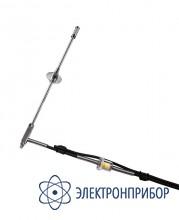 Газоотборный зонд без предварительного фильтра, трубка зонда длиной  335 мм, tмакс +1000 °c 0600 7555