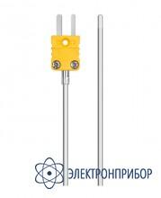 Гибкий, погружной наконечник для измерения температуры воздуха  и газов (не для применения в плавильных печах) 0602 5693