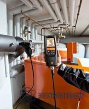 Анализатор дымовых газов testo 320 комплект (с H2-компенсацией)