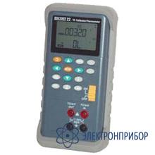 Калибратор термопарный/термометр прецизионный АТТ-2022