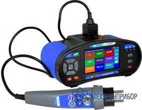 Многофункциональный измеритель параметров электроустановок MI 3152H EurotestXC 2,5 кВ