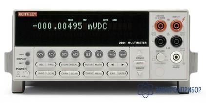 Прецизионный мультиметр 2002