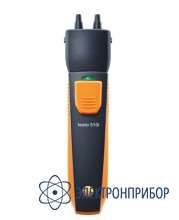 Смарт-зонд манометр дифференциального давления testo 510i
