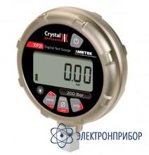 Цифровой манометр 7 bar с двустрочным дисплеем Crystal XP2i-7BARXP2i-DD