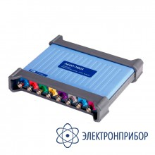 Usb осциллограф АКИП-74824
