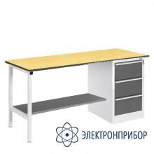 Верстак, оснащенный драйвером ВР-15+ДР-03/1/№1