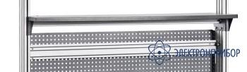 Рельс для крепления ячеек комплектации для серии альфа АЛФ-РК-15
