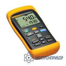 Одноканальный цифровой термометр Fluke 51 II