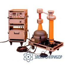 Переносная установка для испытания высоким напряжением УИВ-100/20Т