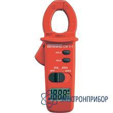 Цифровые токоизмерительные клещи-мультиметр Benning CM 1-1