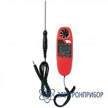 Миниатюрный анемометр TMA5