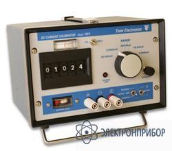 Калибратор постоянного тока с измерением нуля TE1024