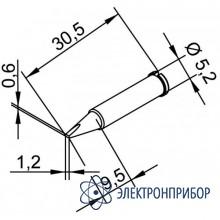 Клин 1,2 мм (к i-tool, i-tool nano) 102CDLF12