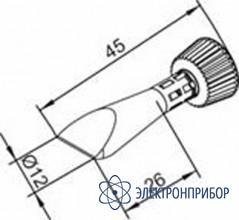 Клин 12 мм с конусообразным переходом (к i-tool) 102CDLF120C