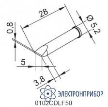 Клин 5 мм (к i-tool, i-tool nano) 102CDLF50