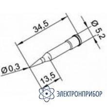 Конус длинный 0,3 мм (к i-tool, i-tool nano) 102PDLF03L