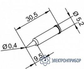 Конус 0,4 мм (к i-tool,i-tool nano) 102PDLF04