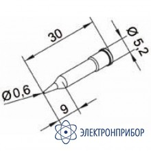 Конус 0,6 мм (к i-tool, i-tool nano) 102PDLF06