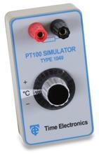 Портативный имитатор класса «а» платинового термометра (°с) сопротивления TE1049
