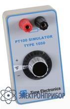 Портативный имитатор класса «а» платинового термометра (°f) сопротивления TE1050