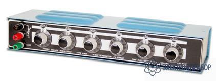 Магазин сопротивления выходного сигнала мощностью 10 вт (0.1 oм - 100 ком) TE1065