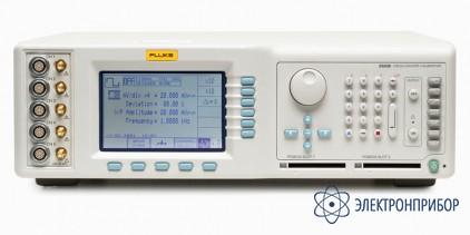 Калибратор осциллографов для калибровки осциллографа с полосой пропускания 1100мгц Fluke 9500B/1100