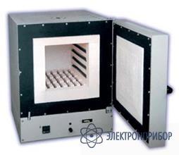 Электропечь SNOL 12/1300 с интерфейсным терморегулятором