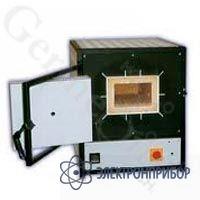 Электропечь SNOL 12/1100  с программируемым терморегулятором