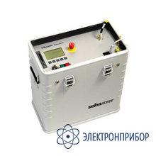 Компактный испытательный тестер снч (напряжение 10 кв, 0,1 гц при 2,5 мкф) Easytest 10 kV