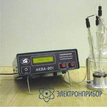 Анализатор количества влаги автоматический АКВА-901