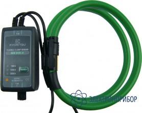 Гибкий клещевой токовый датчик 2-канальный (петля роговского) kyoritsu (300/1000/3000а) KEW 8129-02