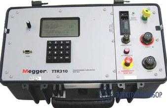 3-х фазный измеритель коэффициента трансформации TTR310