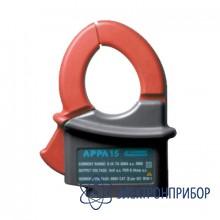 Модуль-преобразователь переменного тока 0,1 а - 300 а (40 гц - 400 гц) (только для appa 17) APPA 15