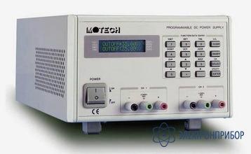 Программируемый линейный источник питания с двумя независимыми выходами PPS-1201