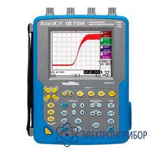 Осциллограф индустриальный портативный OX7104B-CSD-K