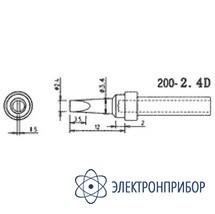 Насадка паяльная для quick QK200-T-2.4D