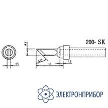 Насадка паяльная для quick QK200-T-SK