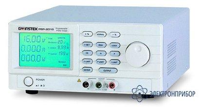 Программируемый импульсный источник питания PSP-603